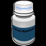 Generic Myambutol (Ethambutol)